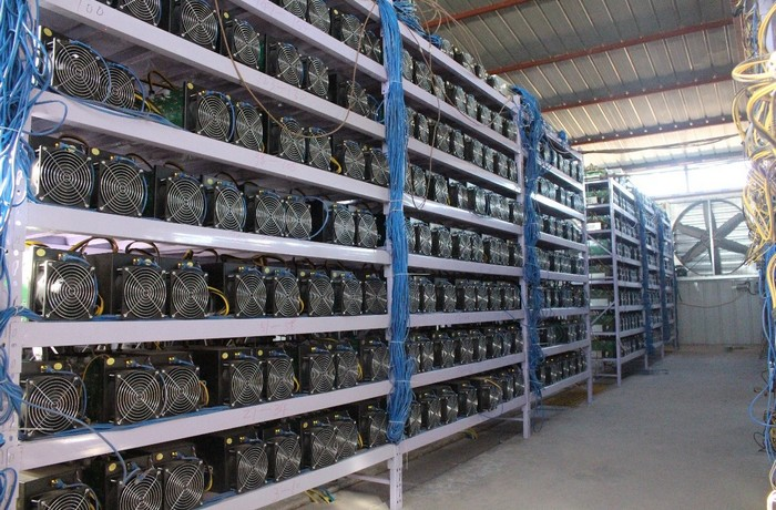 China's Crypto Mining Operations